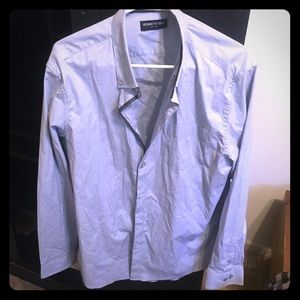 Men's Kenneth Cole LARGE Dress Shirt